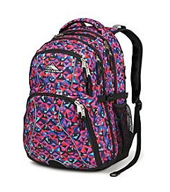 High Sierra® Kaleidoscope Swerve Backpack