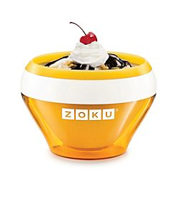 Zoku® Orange Ice Cream Maker