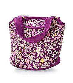 Built NY ® Purple Flower Zesty Bag