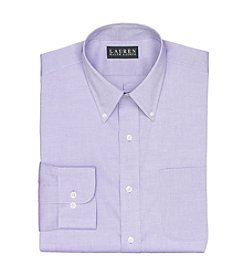 Lauren Ralph Lauren Men's Classic-Fit Pinpoint Oxford Dress Shirt