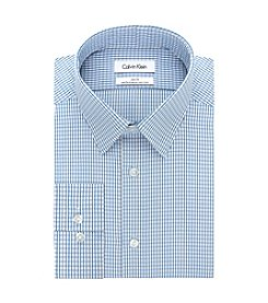 Calvin Klein Men's Slim Fit Button Down Dress Shirt