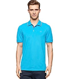 Calvin Klein Men's Short Sleeve Core Polo