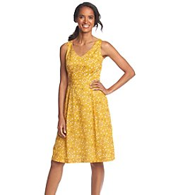 Anne Klein® Bandana Print Dress