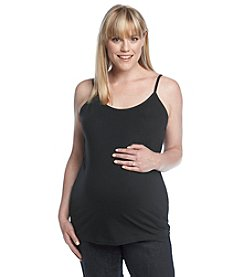 Three Seasons Maternity™ Plus Size Solid Bra Cami