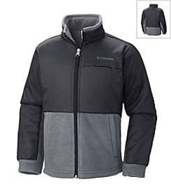 Columbia Boys' 4-7 Steens Mt™ Overlay Jacket
