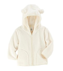 Cuddle Bear® 3-24M Baby Solid Teddy Jacket