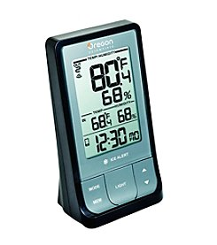 Oregon Scientific® Bluetooth®-Enabled Thermo-Hygro Monitor