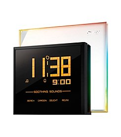 Oregon Scientific® Color and Sound Atomic Clock