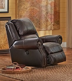 Berkline Sylamore Power Rocker Recliner