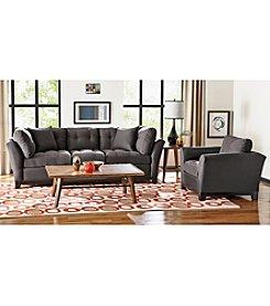 HM Richards Beckham Slate Living Room Collection