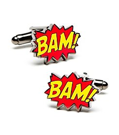Cufflinks Inc. Men's BAM! Cufflinks