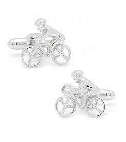 Cufflinks Inc. Men's Cyclist Cufflinks