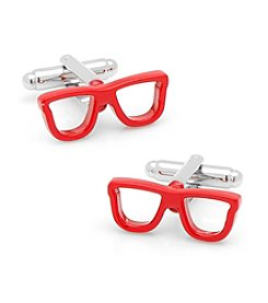 Cufflinks Inc. Men's Cool Cut Red Shades Cufflinks