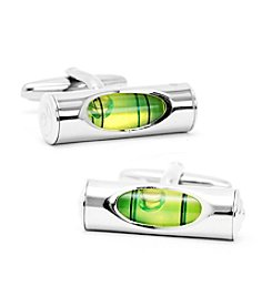 Cufflinks Inc. Men's Green Working Level Cufflinks
