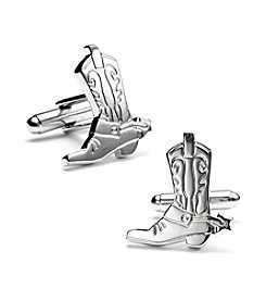 Cufflinks Inc. Men's Boots and Spurs Cufflinks