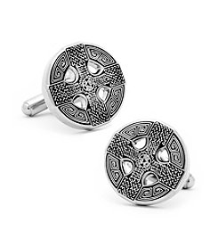 Cufflinks Inc. Men's Celtic Cross Cufflinks