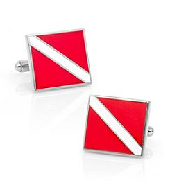 Cufflinks Inc. Men's Scuba Diver's Cufflinks