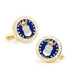 Cufflinks Inc. Men's US Air Force Cufflinks