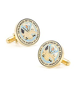 Cufflinks Inc. Men's US Army Cufflinks
