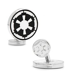Star Wars™ Men's Imperial Empire Symbol Cufflinks