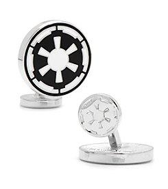 Star Wars™ Men's Imperial Empire Symbol Cufflinks