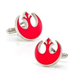 Star Wars™ Men's Rebel Alliance Symbol Cufflinks