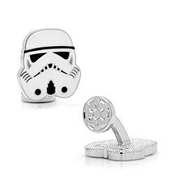 Star Wars® Men's Storm Trooper Head Cufflinks