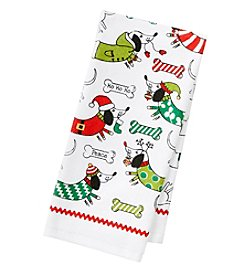 Ritz™ Furry Christmas Kitchen Towel
