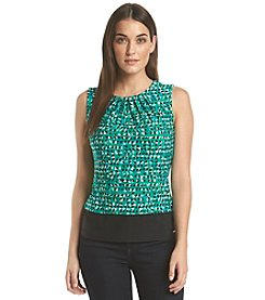 Calvin Klein Pleated Border Cami