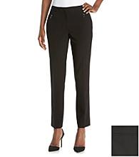 Tahari ASL® Zip Pocket Pants