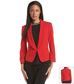 Nine West® Shawl Collar Jacket