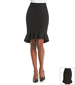 Nine West® High-Low Skirt