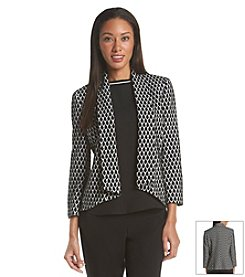 Nine West® Geo Print Jacket