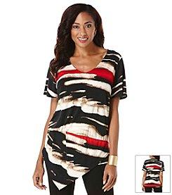 Rafaella® Printed Tunic