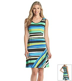 Prelude® Striped Day Dress