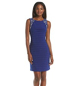 Jessica Howard® Tiered Sheath Dress