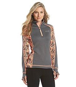 Avalanche® Printed Mogul Pullover