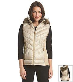 MICHAEL Michael Kors® Printed Down Vest