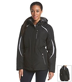 Below Zero Solid Anorak Coat