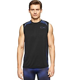 Calvin Klein Performance Men's Sleeveless Crewneck Muscle Tee
