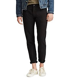 Polo Ralph Lauren® Men's Black 5-Pocket Jean
