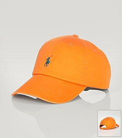 Polo Ralph Lauren® Men's Classic Twill Hat