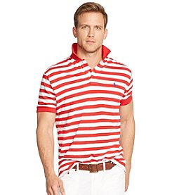 Polo Ralph Lauren® Men's Short Sleeve Classic Fit Striped Polo