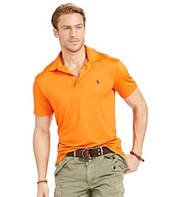 Polo Ralph Lauren® Men's Active Short Sleeve Medium Fit Polo