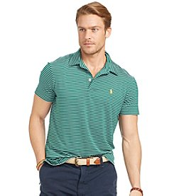 Polo Ralph Lauren® Men's Active Medium Fit Striped Polo