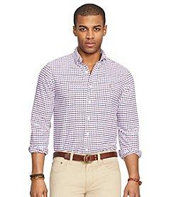 Polo Ralph Lauren® Men's Long Sleeve Check Button Down Shirt