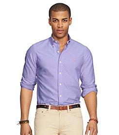 Polo Ralph Lauren® Men's Long Sleeve Button Down Shirt