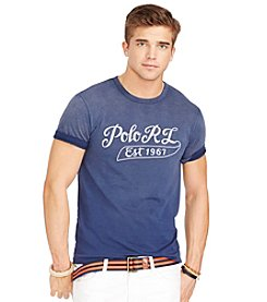 Polo Ralph Lauren® Men's Short Sleeve Crewneck Model Polo Tee