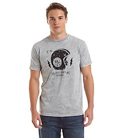 T.K. Axel MFG Co.® Men's Short Sleeve Moto Helmet Graphic Tee