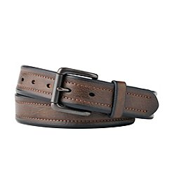 Levi's® Men's Beveled Edge Stitch Belt